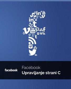 Mesečno upravljanje (paket C) - Facebook strani