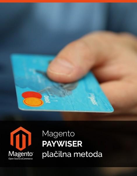 Magento Paywiser plačilna metoda