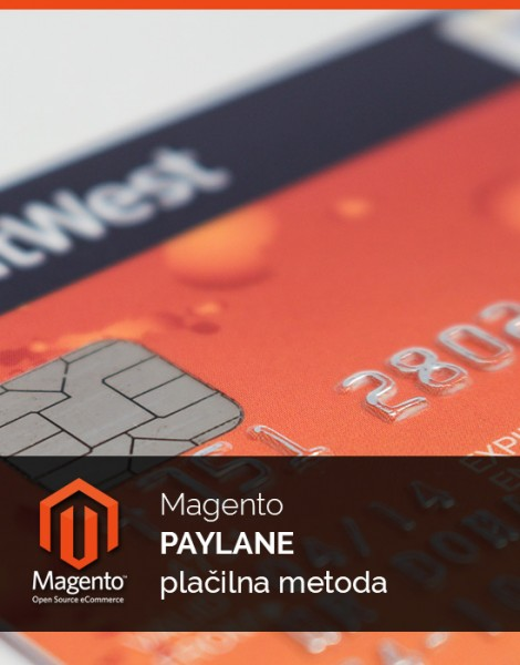 Magento Paylane plačilna metoda