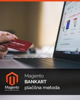 Magento Bankart plačilna metoda