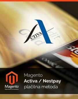 Magento Nestpay plačilni modul