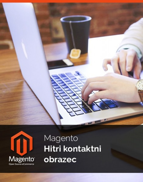 Magento Hitri kontaktni obrazec