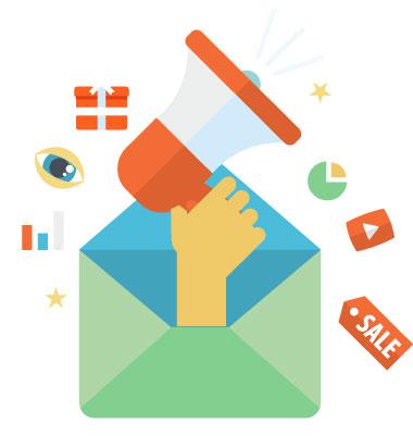email oglaševanje