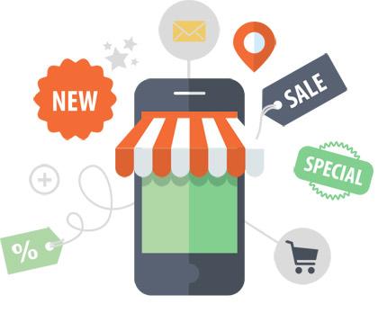 nadgradljiva spletna trgovina