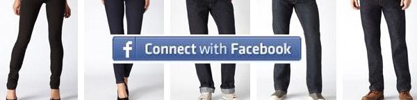 Povezava trgovine in socialnega omrežja Facebook
