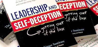 Knjiga meseca - Leadership and Self-Deception
