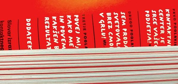 Review knjige ''Katerih 7 točk prodajnega pogovora postavi vaš brand v srce vaših strank?''